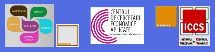 CENTRUL DE CERCETĂRI ECONOMICE APLICATE THE CENTRE OF APPLIED ECONOMICS RESEARCHES